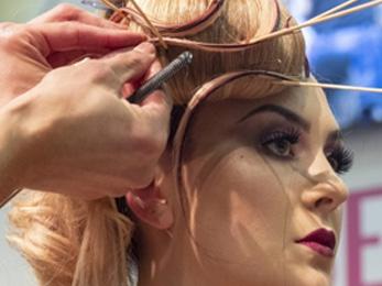 Campeonato peluquería
